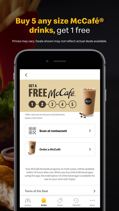 download McDonald's apps 3