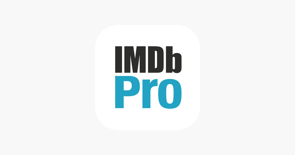 IMDbPro on the App Store