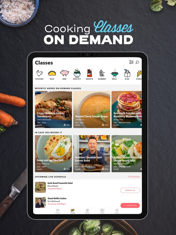 Food Network Kitchen screenshot