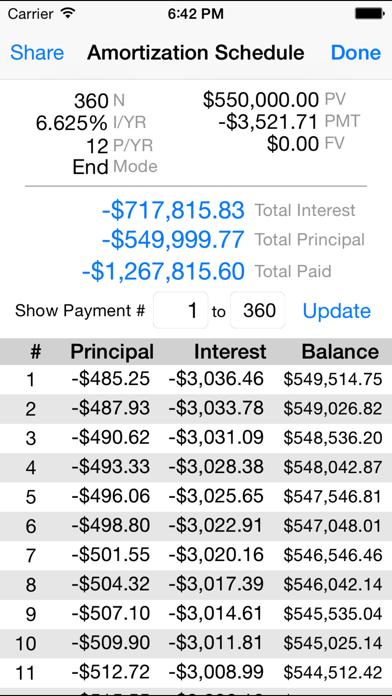 10bii Financial Calculator for Windows