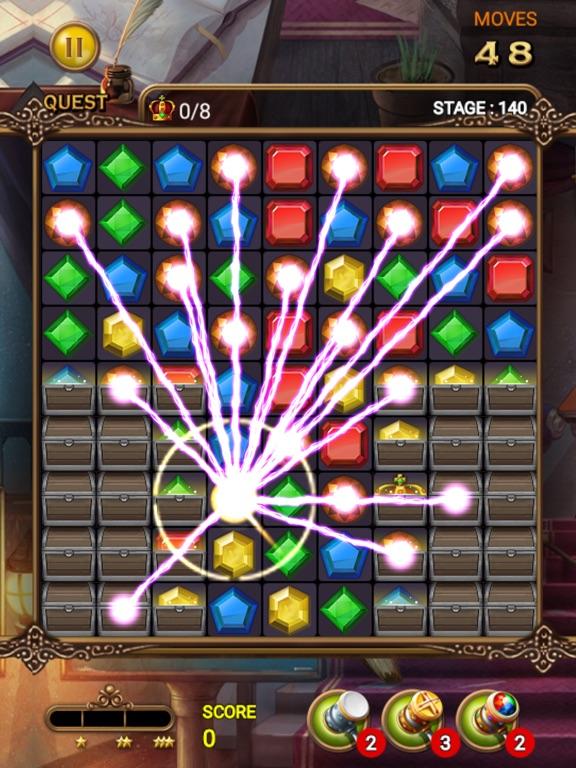 Jewels Magic Quest screenshot 8