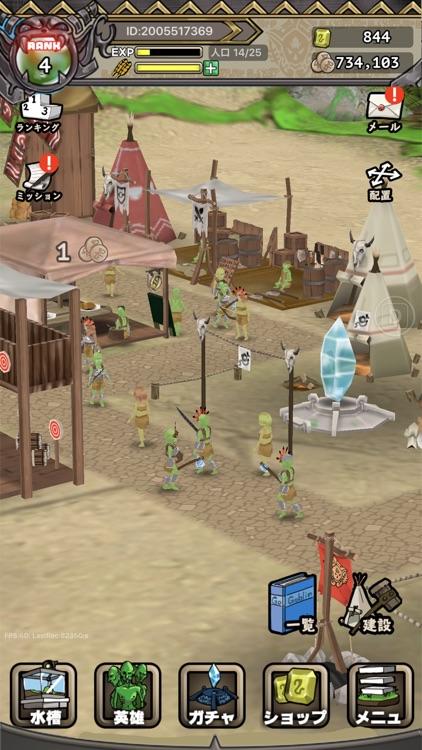 ゴブリン水槽 screenshot-4