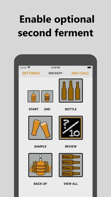 Brew Tracker screenshot-6