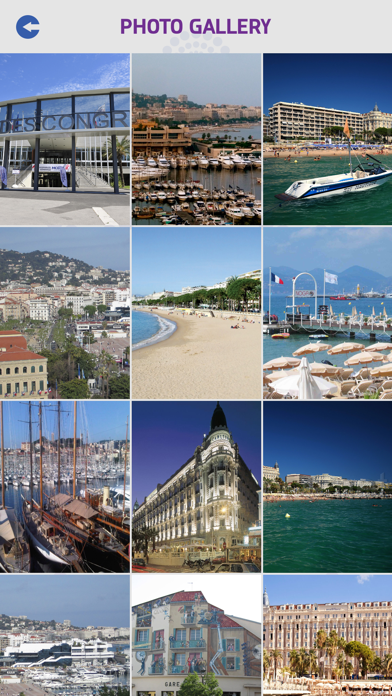 Cannes City Guide screenshot 4