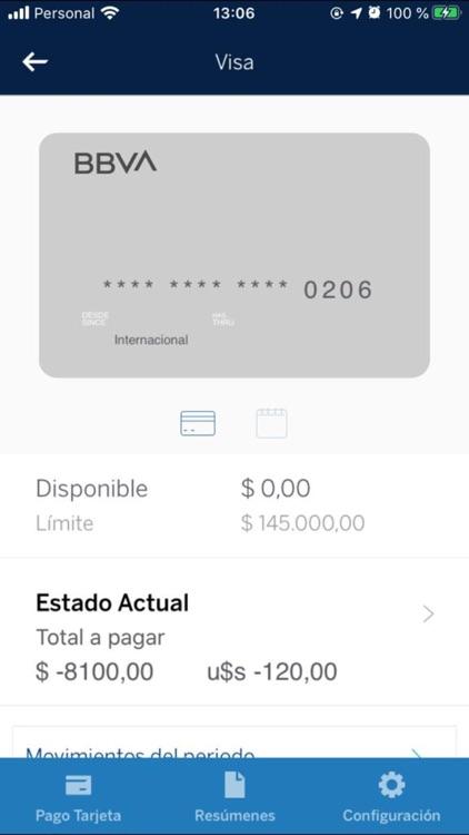 BBVA Argentina: banca móvil screenshot-6