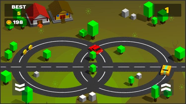 Loop Drive - Crash Race screenshot-5