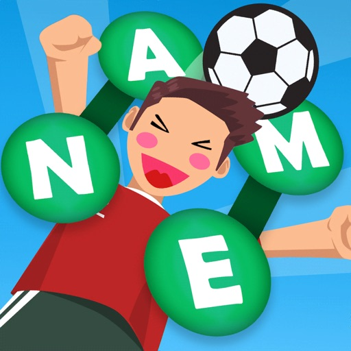Football Words - Player Names
