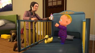 Virtual Mom - Dream Family Sim screenshot 2