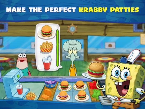SpongeBob: Krusty Cook-Off screenshot 7
