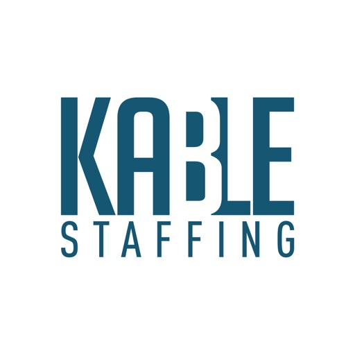 Kable Staffing free software for iPhone and iPad