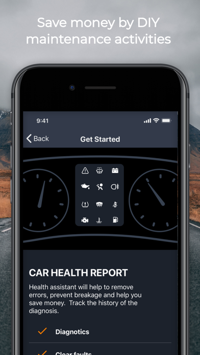 Carly for BMW - App - iOS me