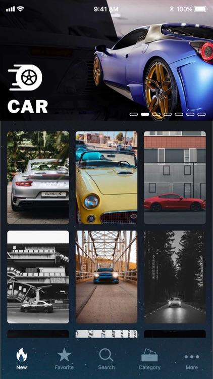 Live wallpapers - wallpaper hd screenshot-3