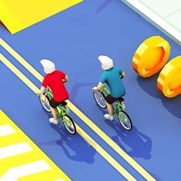 Stunt Bike Rush-Racing Rider