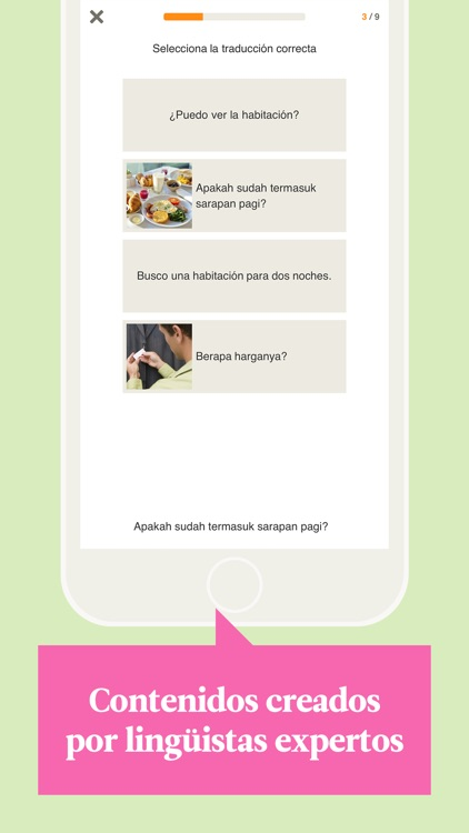 Babbel – Aprender indonesio screenshot-3