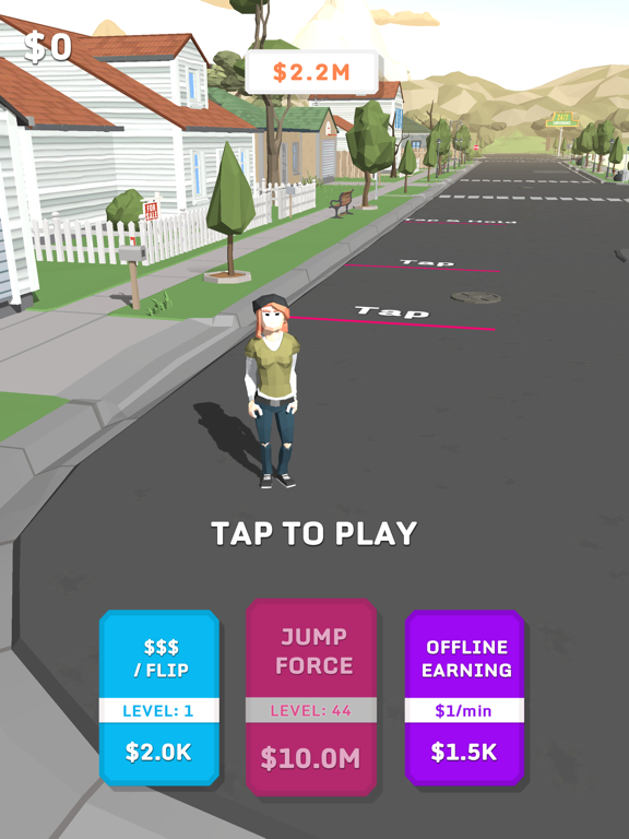 Flip Tumbling screenshot 8