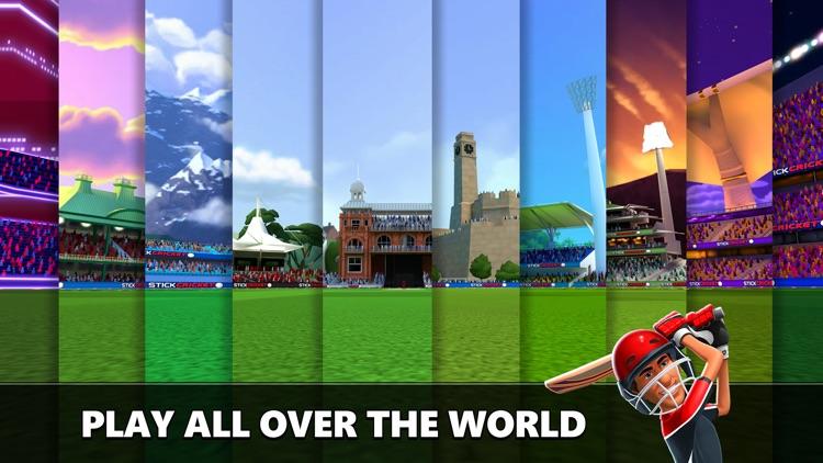 Stick Cricket Live screenshot-5