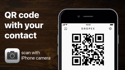 Business card reader - DropEx by Resonance Software LLC (iOS