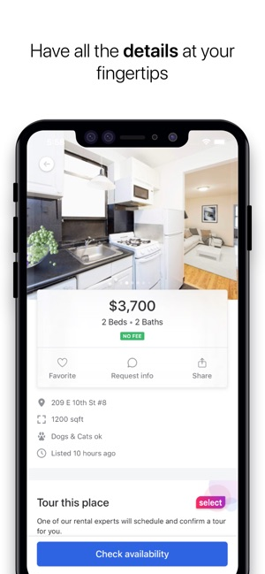 Zumper - Apartment Finder on the App Store