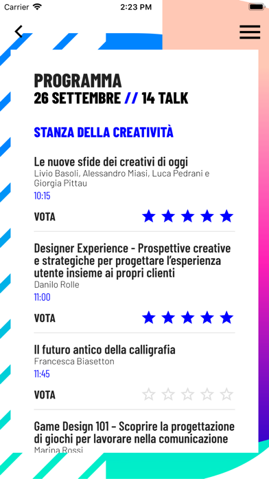 Brief In Genova screenshot 2