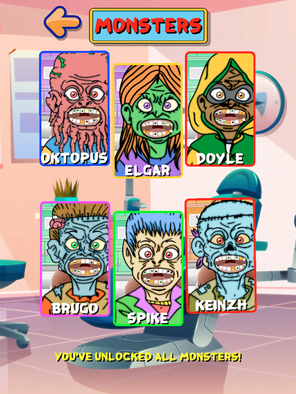 Monster Dentist screenshot 16