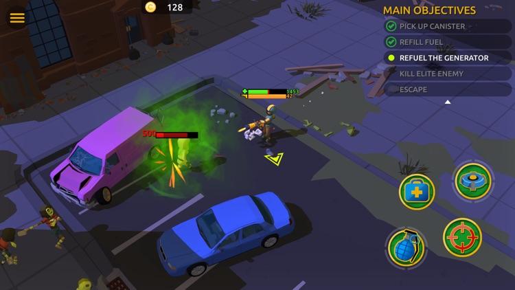 Zombie Blast Crew screenshot-7