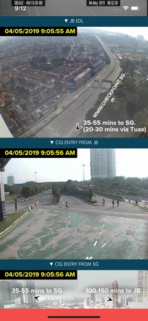 Checkpoint sg Traffic Camera on the App Store
