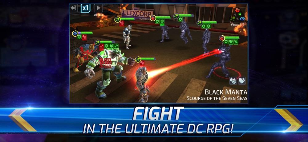 DC Legends: Battle for Justice hack tool
