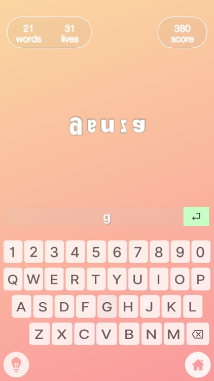 Reflections - Word Puzzle Game screenshot-3