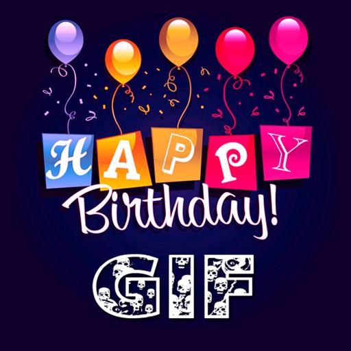 Happy Birthday Wishes GIF