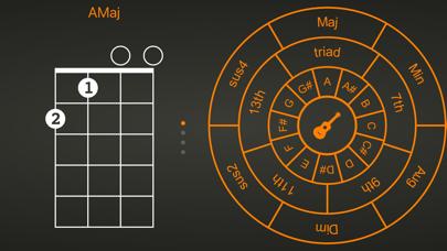 Chordial - Chord Dictionary screenshot two
