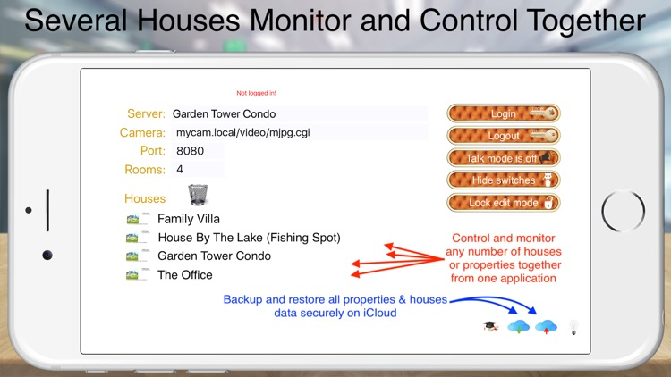 HOS Smart Home BACnet BMS Live screenshot-9