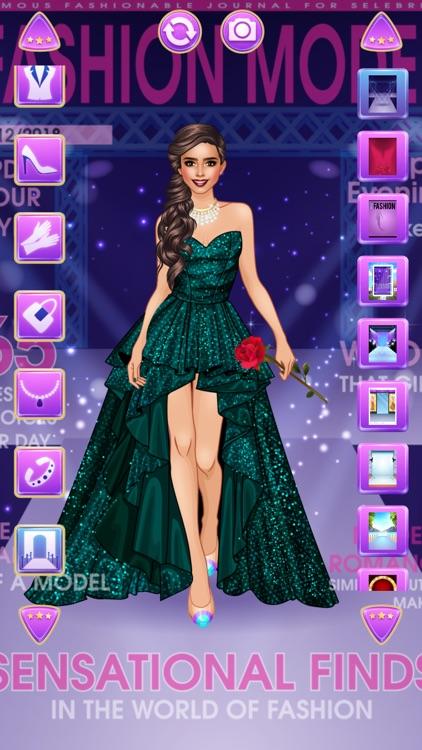 Fashion Dress Up - Girl Games screenshot-5