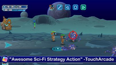 Stellar Wars - GameClub screenshot 1