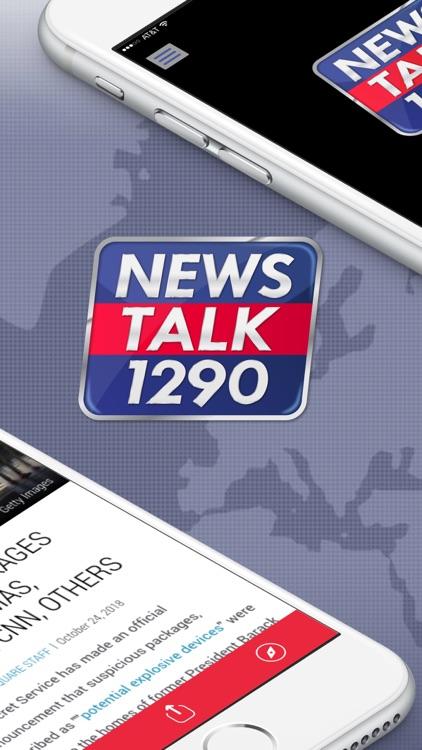 NewsTalk 1290 (KWFS-AM)