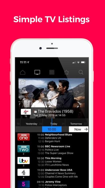 TV Guide and Listings App screenshot-0