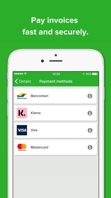 POM - mobile payments screenshot-4
