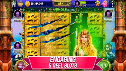 Vegas Slots - 7Heart Casino for windows pc