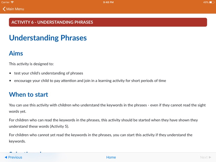 See and Learn Phrases 1