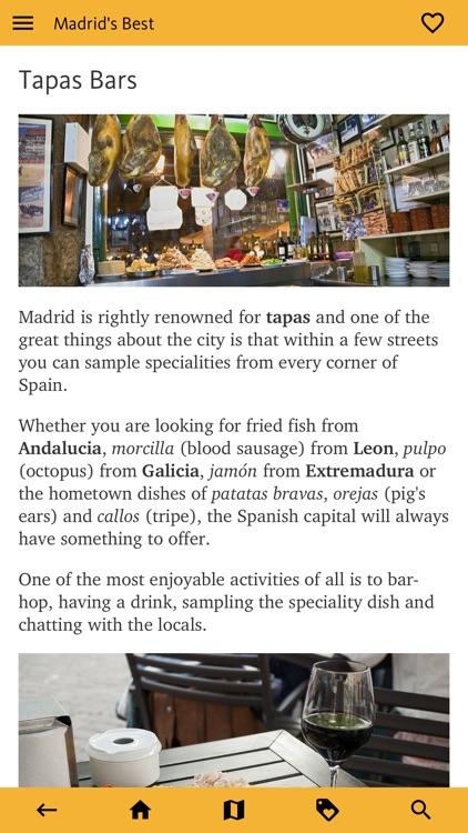 Madrid's Best: Travel Guide screenshot-8