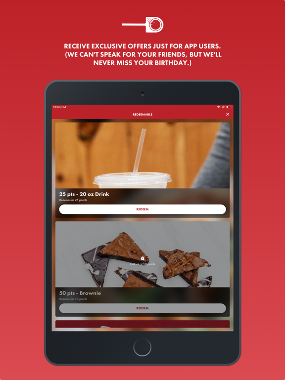 Your Pie Loyalty screenshot