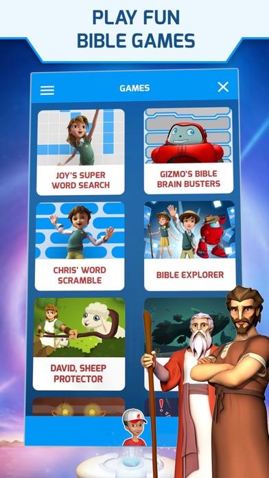 Superbook Kids Bibleのおすすめ画像1