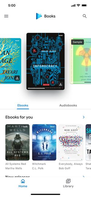 como descargar libros gratis play store