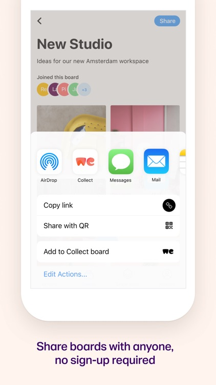 Collect: Save and share ideas screenshot-4
