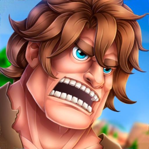Caveman Island Survival Sim 3D iOS App