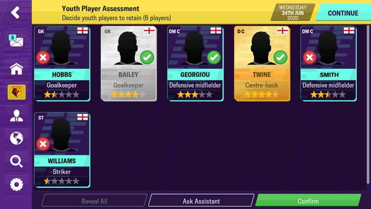 Football Manager 2020 Mobile screenshot-3