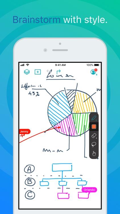 Inko › Interactive Whiteboard