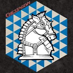 Chessagon