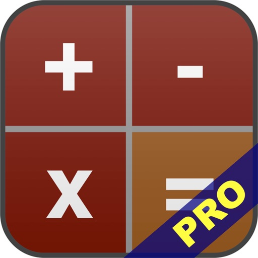 Calculator Big Buttons Pro