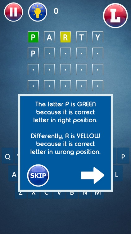 Guess the 5-6-7 Letter Word screenshot-8