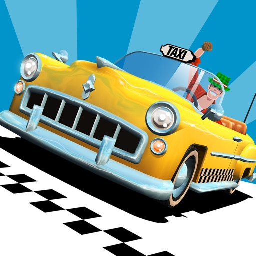 Crazy Taxi: City Rush Review